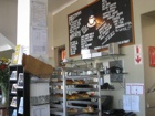 inside the olympia cafe kalk bay