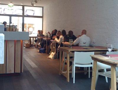 Restaurant l'Ozio Amsterdam - Dining Room