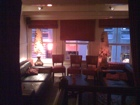 restobar knus amsterdam - lounge