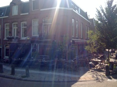 gent aan de schinkel amsterdam - terrace