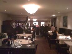Oriental 128 Amsterdam - dining room