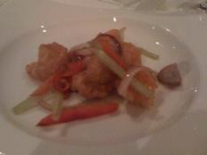 Oriental 128 Amsterdam - shrimps