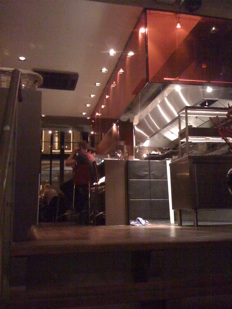 restaurant looks amsterdam - bar