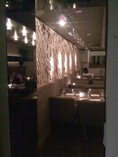 restaurant looks amsterdam - dining room
