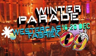 winter parade amsterdam