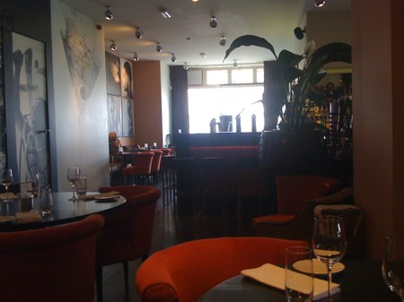 restaurant diga amsterdam