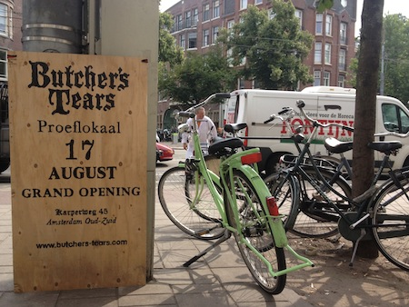 Butcher's Tears Grand Opening