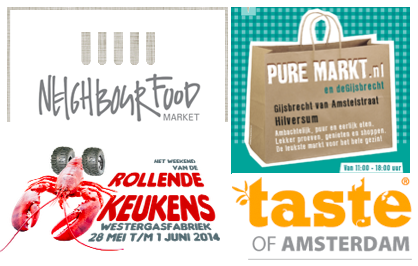 Amsterdam Food Festivals